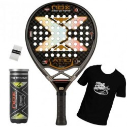 PALA DE PADEL DE CONTROL NOX AT10 LUXURY GENIUS