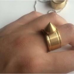 Anillo de dedo para defensa personal Colgante Llavero Multifunción