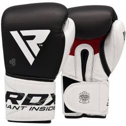 RDX S5 Sparring Guantes de cuero para boxeo
