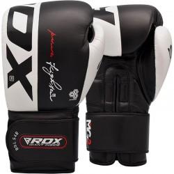 RDX S4 Sparring Guantes de cuero para boxeo