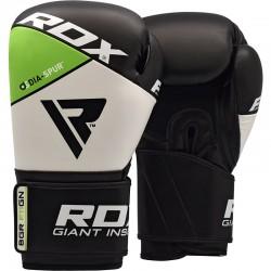RDX F11 Guantes de cuero para entrenamiento de boxeo
