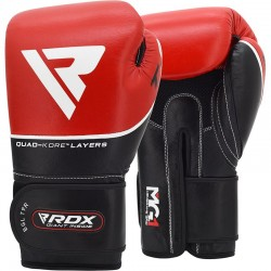 RDX T9 Ace Guantes de boxeo de cuero
