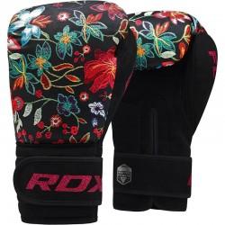 Guantes de boxeo florales RDX FL3