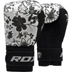 Guantes de boxeo con mono floral RDX FL4