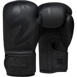 RDX F15 Guantes de cuero para entrenamiento de boxeo