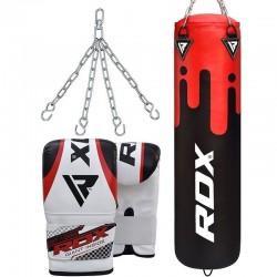 RDX F9 Saco de Boxeo con Guantes de Saco