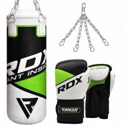 RDX R8 Set de Saco de Boxeo Para Niños de 2 Pies y Guantes