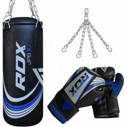 RDX X1U Demo Saco de Boxeo para Niños de 2 pies y Guantes