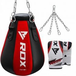 RDX MR Saco de Boxeo Maíz con Guantes de Saco