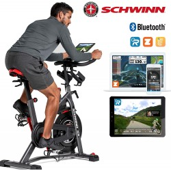 BICICLETA DE SPINNING / INDOOR SCHWINN IC8 CON BLUETOOTH