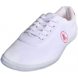 "ZAPATILLAS ""DICHOTOMANTHES"" UNISEX, SUELA OLD BEIJING, COLOR BLANCO, IDEALES PARA ARTES MARCIALES, KUNG FU"