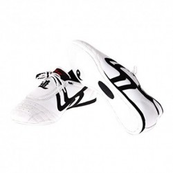 Zapatillas de Taekwondo Cómodos Antideslizantes Zapatillas Deportivos de Taekwondo tamaño : 42