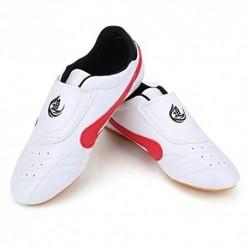 VGEBY Zapatos de boxeo, ligeros, transpirables, taekwondo, zapatos de karate, para hombre y mujer tamaño: 37