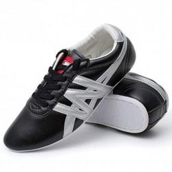 Meng Unisexo Tai Chi Wu Shu Kung Fu Zapatos Respirable Antideslizante Deporte Gimnasio Zapatilla De Deporte For Diario Formac