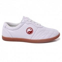 Zapatillas de Taekwondo Cómodos Antideslizantes Zapatillas Deportivos de Taekwondo Kung Fu Tai Chi Zapatillas de Taekwondo An