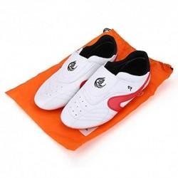 Zapatos de Taekwondo, Unisex Taekwondo Boxeo Kung Fu Tai Chi Deporte Zapatos de Gimnasia para Niños Adultos Caliente 36