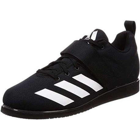 Adidas Powerlift 4 Bc0343, Zapatillas de Deporte para Hombre, Negro Core Black/Footwear White/Core Black 0 , 40 EU