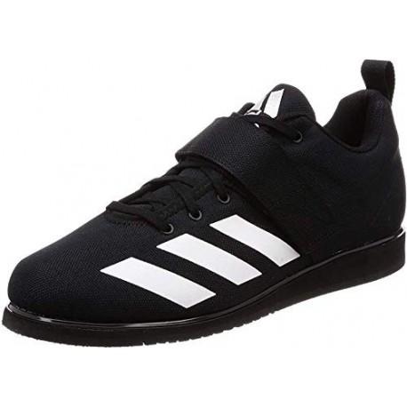 Adidas Powerlift 4, Zapatillas de Deporte para Hombre, Negro Core Black/Footwear White/Core Black 0 , 44 EU