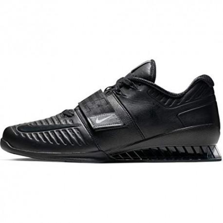 Nike Romaleos 3 Xd, Zapatillas de Deporte Unisex Adulto, Multicolor Black/Mtlc Bomber Gry 001 , 48.5 EU