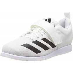 ADIDAS POWERLIFT 4, ZAPATILLAS DE DEPORTE PARA HOMBRE, BLANCO FTWR WHITE/CORE BLACK/FTWR WHITE FTWR WHITE/CORE BLACK/FTWR WH