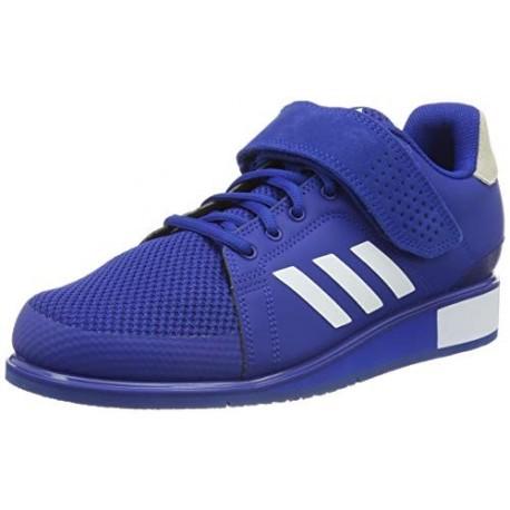 Adidas Power III, Zapatillas De Deporte para Hombre, Azul Collegiate Royal/Footwear White/Collegiate Royal 0 , 43 1/3 EU