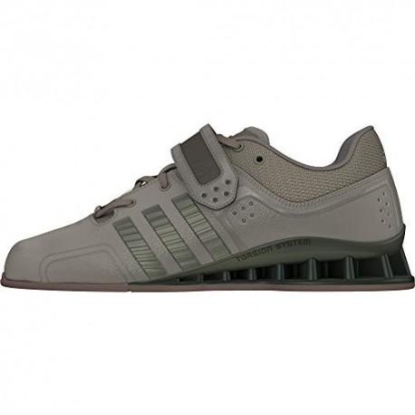 adidas Adipower Weightlift, Zapatillas de Deporte Interior Unisex Adulto, Multicolor Cartra/Cartra/Gum5 000 , 38 2/3 EU