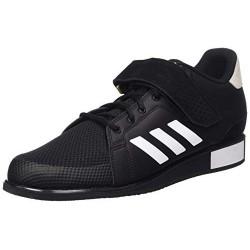Adidas Power 3, Zapatillas de Deporte Interior para Hombre, Negro Black Bb6363 , 48 EU