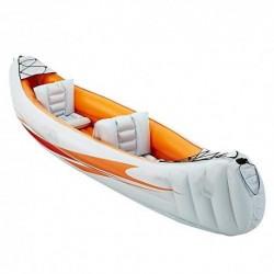 Kayaks Grupo de pesca Espesamiento de kayak Explorador de botes inflables Dos o tres aerodeslizadores inflables for enviar bo