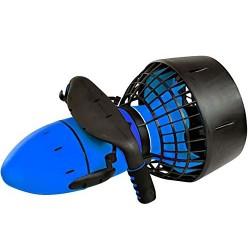 Grupo Contact Scooter Submarino - para Snorkel y Submarinismo, Color Azul