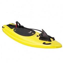 AHELT-J Tabla de Surf Eléctrica, Kickboard de Natación Eléctrica, Ayudas de Natación de la Tabla de Surf Somatosensorial Inte