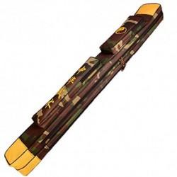 MHUI Bolsa Espada Multifuncional Oxford Lona Impermeable Camuflaje Individual y Doble Capa Espada Que portaban Armas Caso,B