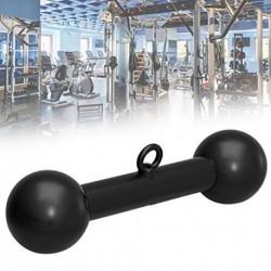 SCXLF Tríceps Bodybuilding Pulldown Accessori, Gimnasio Fitness Máquina Cable Grip, Entrenamiento de Resistencia Mango de La