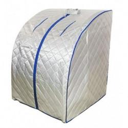 chi-enterprise Sauna de Infrarrojos portátil XL Deluxe 1000 W