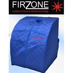 Sauna portatil de calor infrarrojo con piedra turmalina Firzone