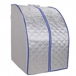 Sauna infrarrojo portátil XL deluxe, 1000 vatios - sauna infrarrojo portátil plegable y plegable