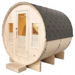 Holls Sauna Exterior de Vapor Gaïa Omega