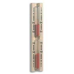 TFA Reloj de Sauna de 15 Minutos, 40.1001