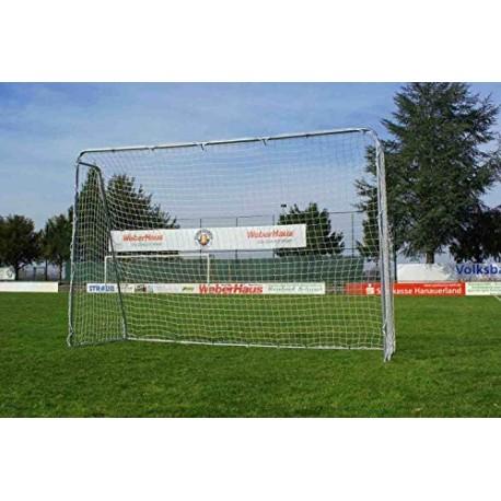POWERSHOT Portería de Fútbol de Acero 2,15 x 1,50 m