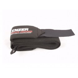 VENDAS MUÑECAS INZER BLACK BEAUTY - POWERLIFTING - 90 CM