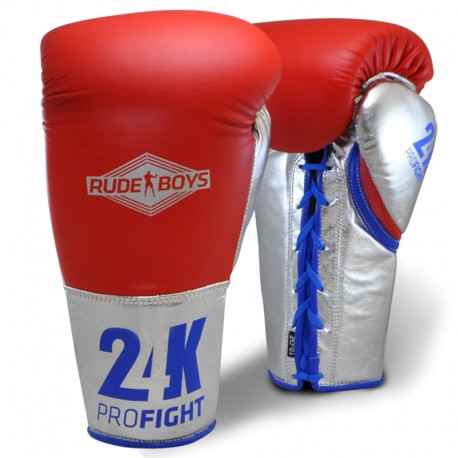 GUANTES BOXEO PROFESIONAL RB 24K
