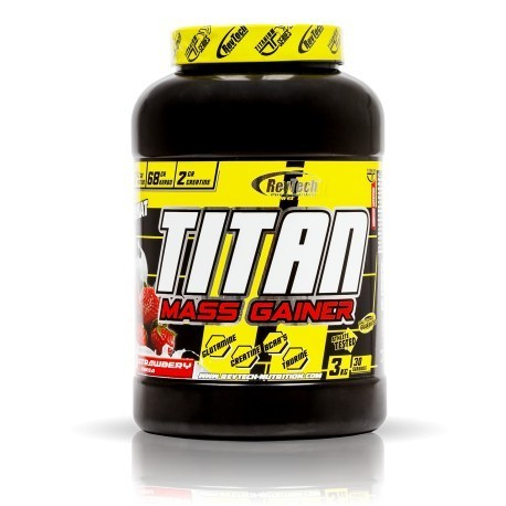 GAINER REVTECH TITAN GAIN MASS 3 KG