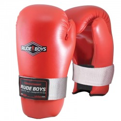 GUANTES ENTRENAMIENTO BOXEO SEMI CONTACT JUNIOR