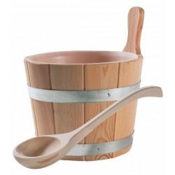 accesorios para saunas de vapor