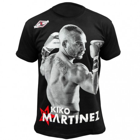 CAMISETA BOXEO RUDE BOY KIKO MARTINEZ