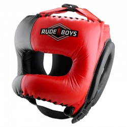 CASCO BOXEO CON BARRA FRONTAL RB MEXICAN
