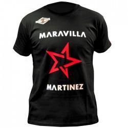 CAMISETA BOXEO RUDE BOY MARAVILLA MARTINEZ