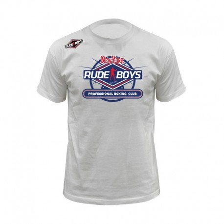 CAMISETA BOXEO RB BOXING CLUB