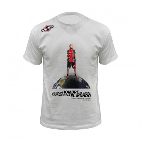 CAMISETA BOXEO RB KIKO ON TOP