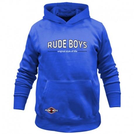 SUDADERA BOXEO RUDE BOYS