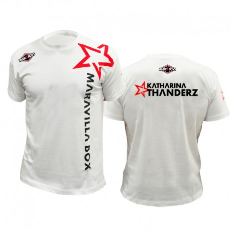 CAMISETA BOXEO RUDE BOY THANDERZ